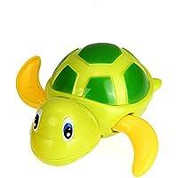 Goodscene 面白いディスカバリー かわいいタートルスイミングタートル 動物のプールおもちゃ 赤ちゃんのおもちゃ 子供のお風呂の時間に プールおもちゃ ランダムに