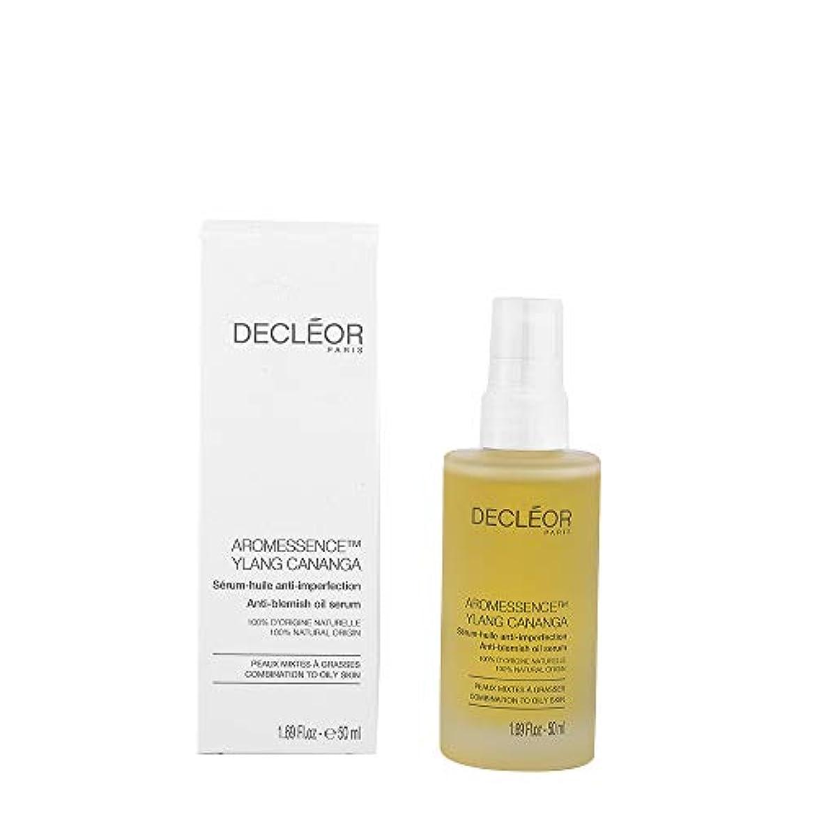 浸食嫌悪パンフレットデクレオール Aromessence Ylang Cananga Anti-Blemish Oil Serum - For Combination to Oily Skin (Salon Size) 50ml/1.69oz...