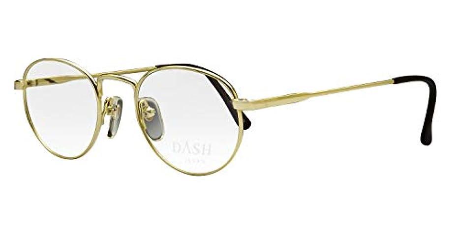 鯖江ワークス(SABAE WORKS) 老眼鏡 オーバル ゴールド 広い視界 DH82 +2.25