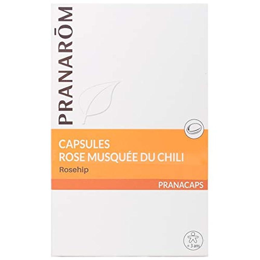 お肉ペース配分プラナロム ローズヒップカプセル 40粒 (PRANAROM サプリメント)
