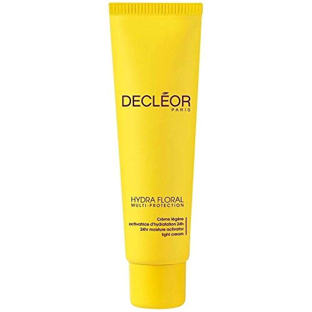 意味地図考慮[Decl?or] デクレオールヒドラ花のマルチプロテクションライトクリーム、30ミリリットル - Decl?or Hydra Floral Multi Protection Light Cream, 30ml [並行輸入品]