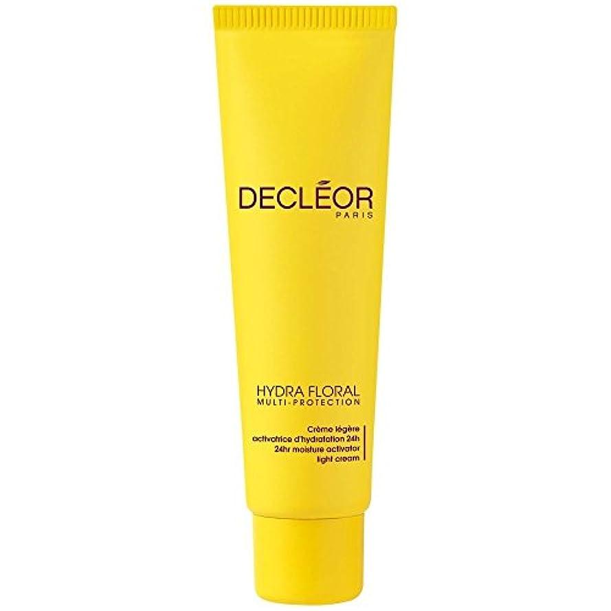 相対的慣れる対称[Decl?or] デクレオールヒドラ花のマルチプロテクションライトクリーム、30ミリリットル - Decl?or Hydra Floral Multi Protection Light Cream, 30ml [並行輸入品]