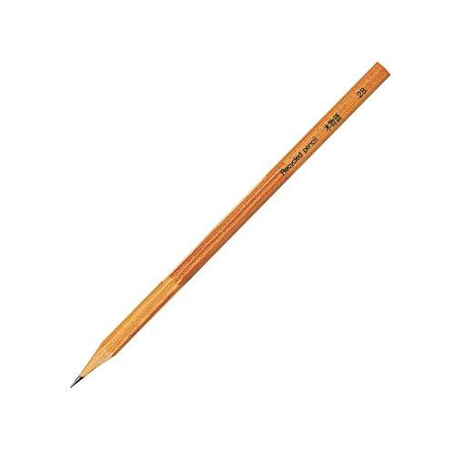 トンボ鉛筆 鉛筆 木物語 2B LA-KEA2B 1ダース