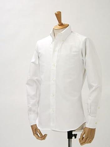 Resolute x Individualized Shirts Buttondown Shirt: White