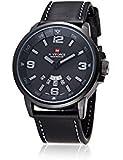 メンズ ファッション nextstart Sports Watches Men 'sクオーツHour Date Clock Manレザーストラップ陸軍腕時計
