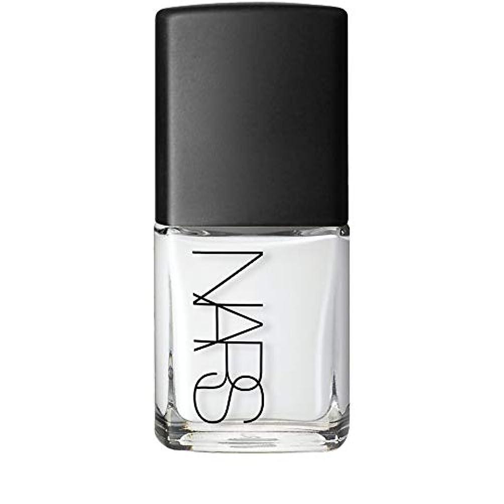 本体外国人減衰[Nars] Ecume白ネイルポリッシュのNar - Nars Nail Polish in Ecume White [並行輸入品]