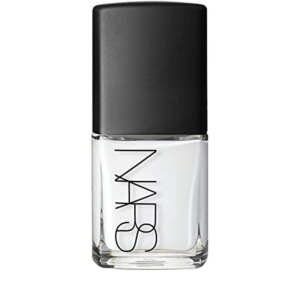 モッククリアスパイ[Nars] Ecume白ネイルポリッシュのNar - Nars Nail Polish in Ecume White [並行輸入品]