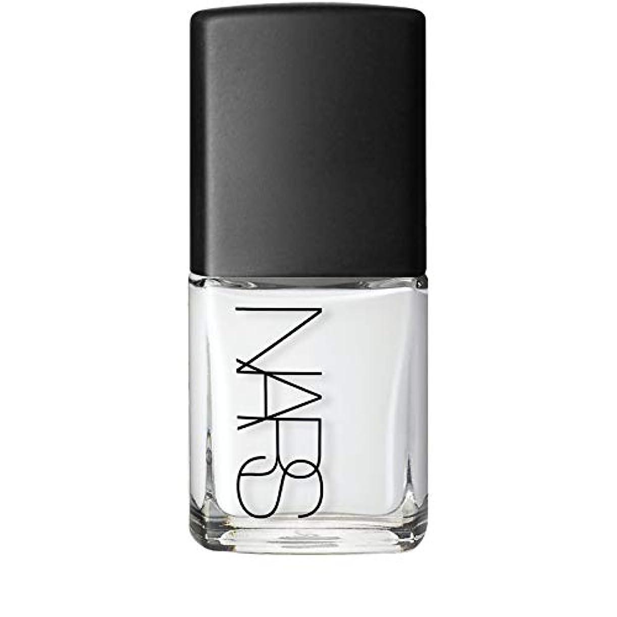 ほこりっぽいクリックドライバ[Nars] Ecume白ネイルポリッシュのNar - Nars Nail Polish in Ecume White [並行輸入品]