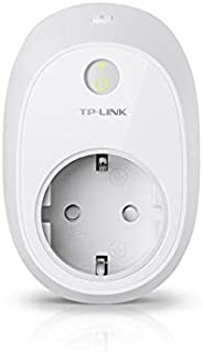 TP-Link Smart Plug w/Energy Monitoring, No Hub Required, Wi-Fi, Works with Alexa and Google Assistant, Control