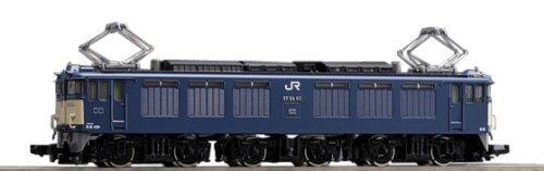 TOMIX Nゲージ9102Jr ef64–0形電気機関車( 7次)、