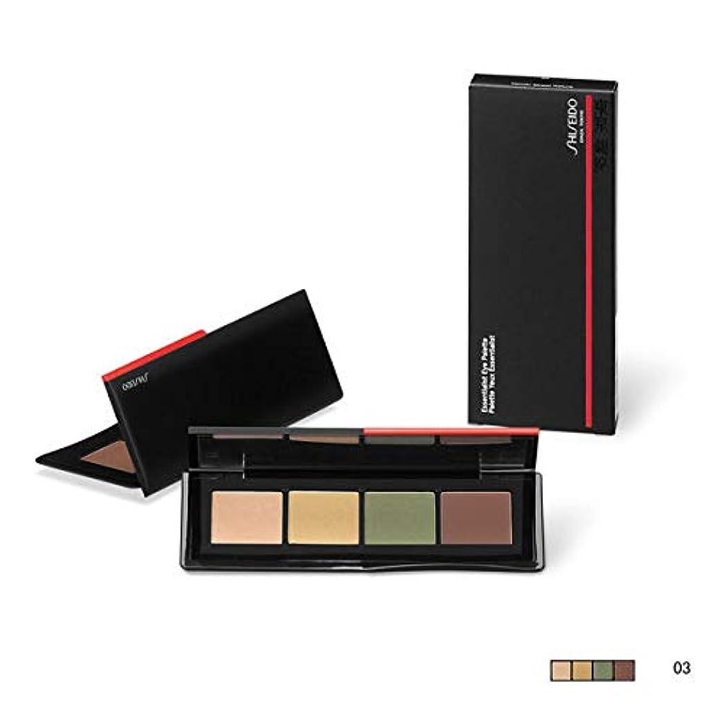 率直な容疑者電化するSHISEIDO Makeup(資生堂 メーキャップ) SHISEIDO(資生堂) SHISEIDO エッセンシャリスト アイパレット 5.2g (03)