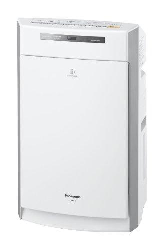 【PM2.5対応】Panasonic 加湿空気清浄機 エコナビ×ナノイー ホワイト F-VXH70-W