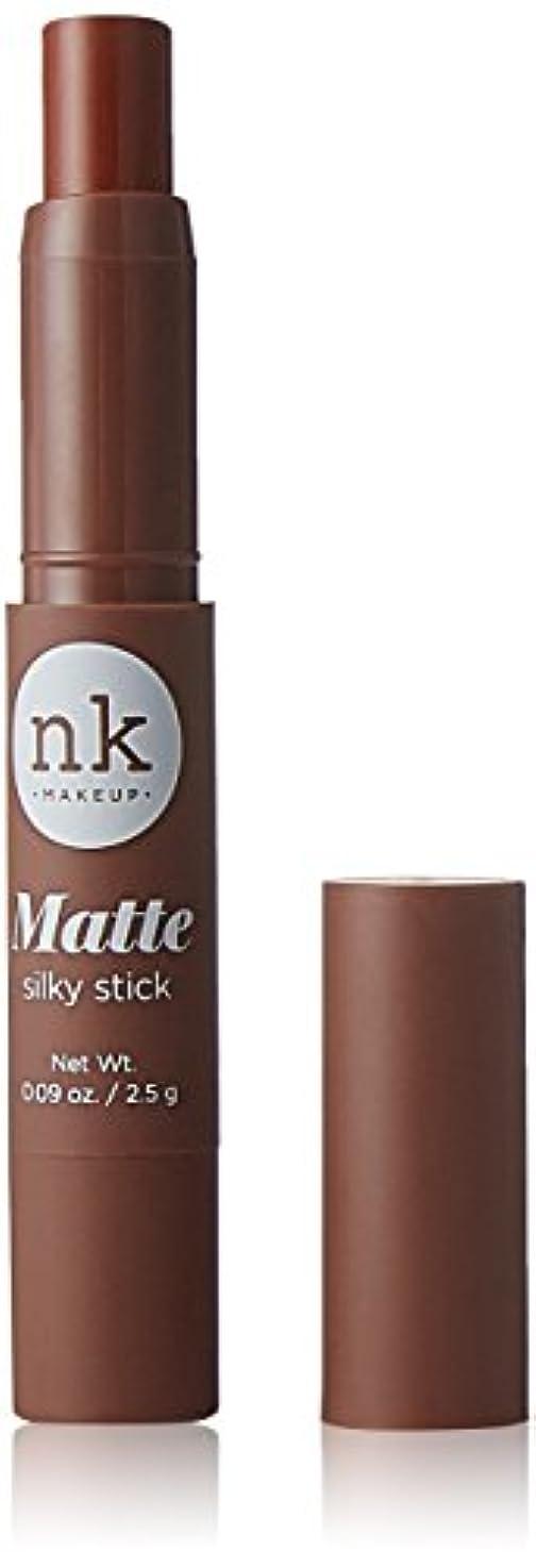 活気づける薄汚い達成するNICKA K Silky Matte Stick - Irish Coffee (並行輸入品)