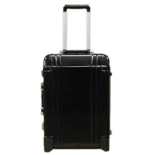 [ゼロハリバートン]ZERO HALLIBURTON スーツケース ZR-Geo 20インチ 2輪キャリーケース ブラック ZRG20-BK/94003-01 [並行輸入品]
