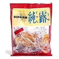 ★まとめ買い★ UHA味覚糖 純露 120g ×10個
