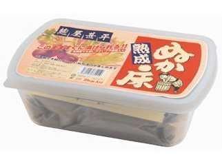 〔オーサワ〕麹屋甚平熟成ぬか床(容器付) 2kg【品番047...