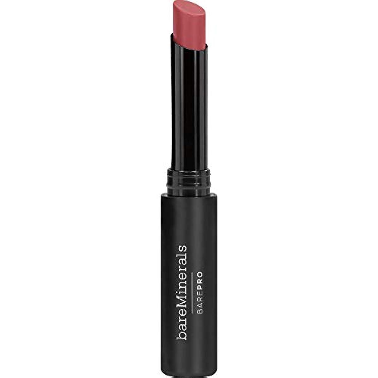 キャンバス装備する同じ[bareMinerals] ベアミネラルBarepro Longwear口紅の2グラムのブルーム - bareMinerals BarePro Longwear Lipstick 2g Bloom [並行輸入品]