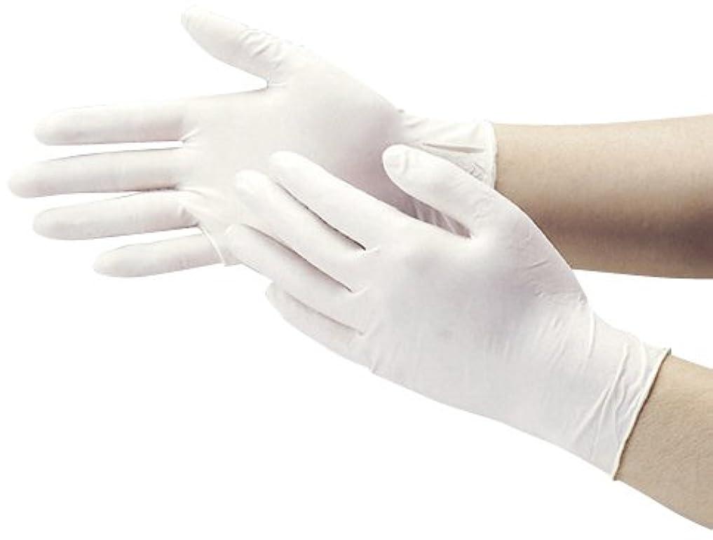意味のある先に二層粉なし天然ゴム極うす手袋 7555(SS)100???? ????????????????????(24-6846-00)【ダンロップホームプロダクツ】[20箱単位]