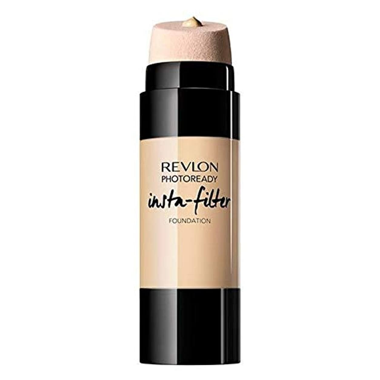 楽しむ病有料[Revlon ] 基礎バフInstafilterレブロンPhotoready - Revlon PhotoReady Instafilter Foundation Buff [並行輸入品]