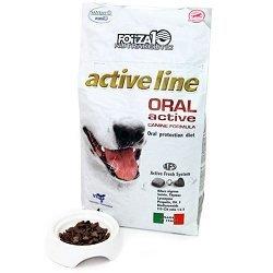 PET フォルツァ10 FORZA10 犬用ドライ 口腔気管療法食 オーラルアクティブ 2Kg 小粒UPC 8020245201873 トリッコ