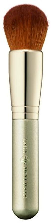 合金修正するインクオンリーミネラル ファンデーションブラシ 14cm