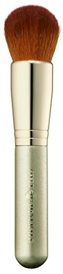 カンガルー減衰抗生物質オンリーミネラル ファンデーションブラシ 14cm