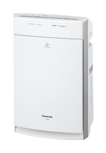 【PM2.5対応】Panasonic 加湿空気清浄機 エコナビ×ナノイー ホワイト F-VXH50-W