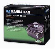 Manhattanソケット478CPUクーラー