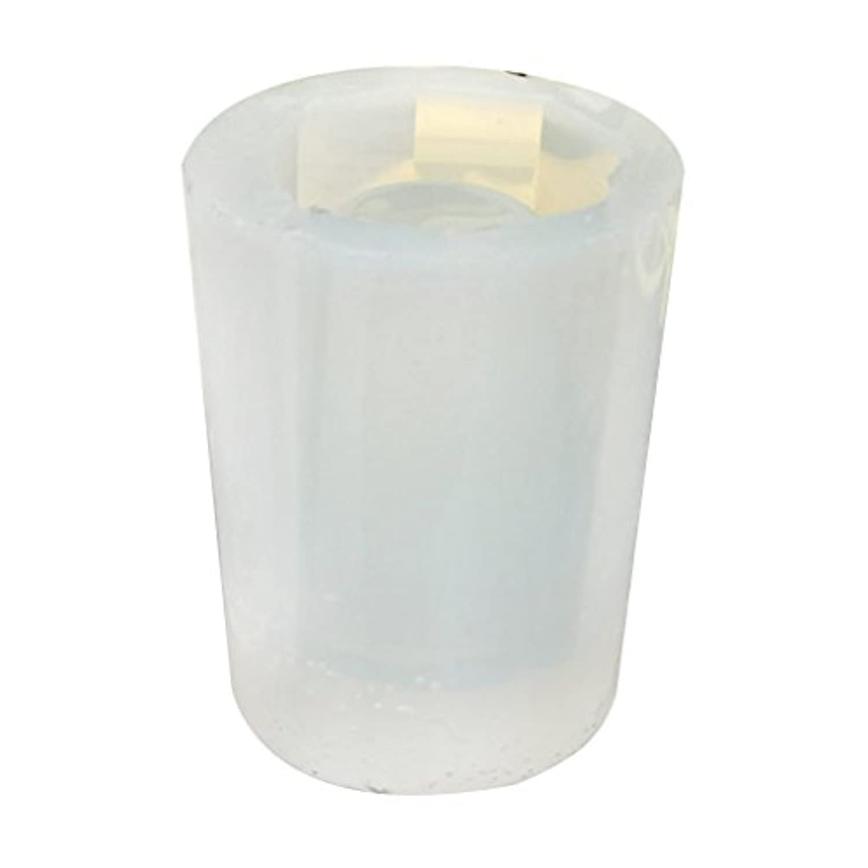 SONONIA シリコーン ブラシポット モールド 樹脂 エポキシ DIYジュエリー 工芸ツール 6x4cm