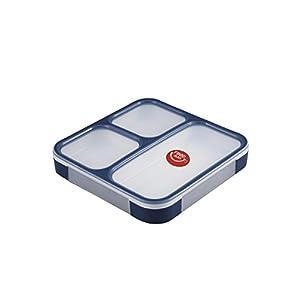 シービージャパン 弁当箱 薄型 フードマン 800ml ネイビー DSK