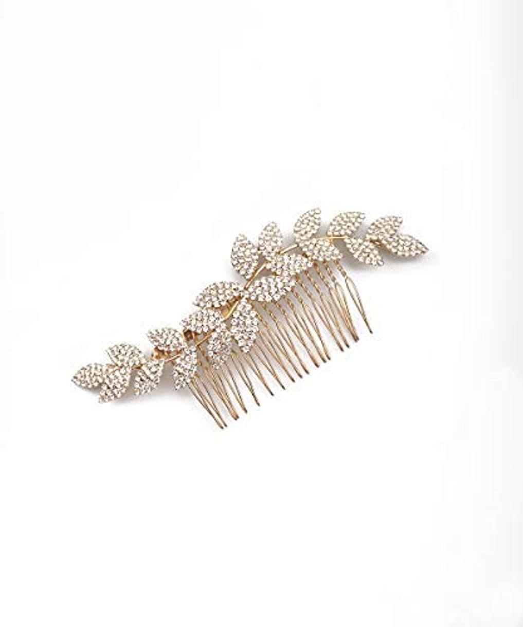 Deniferymakeup Crystal Bridal Headpiece Bridal Hair Accessories Wedding Hair Piece Wedding Headpiece Bridal Jewelry...