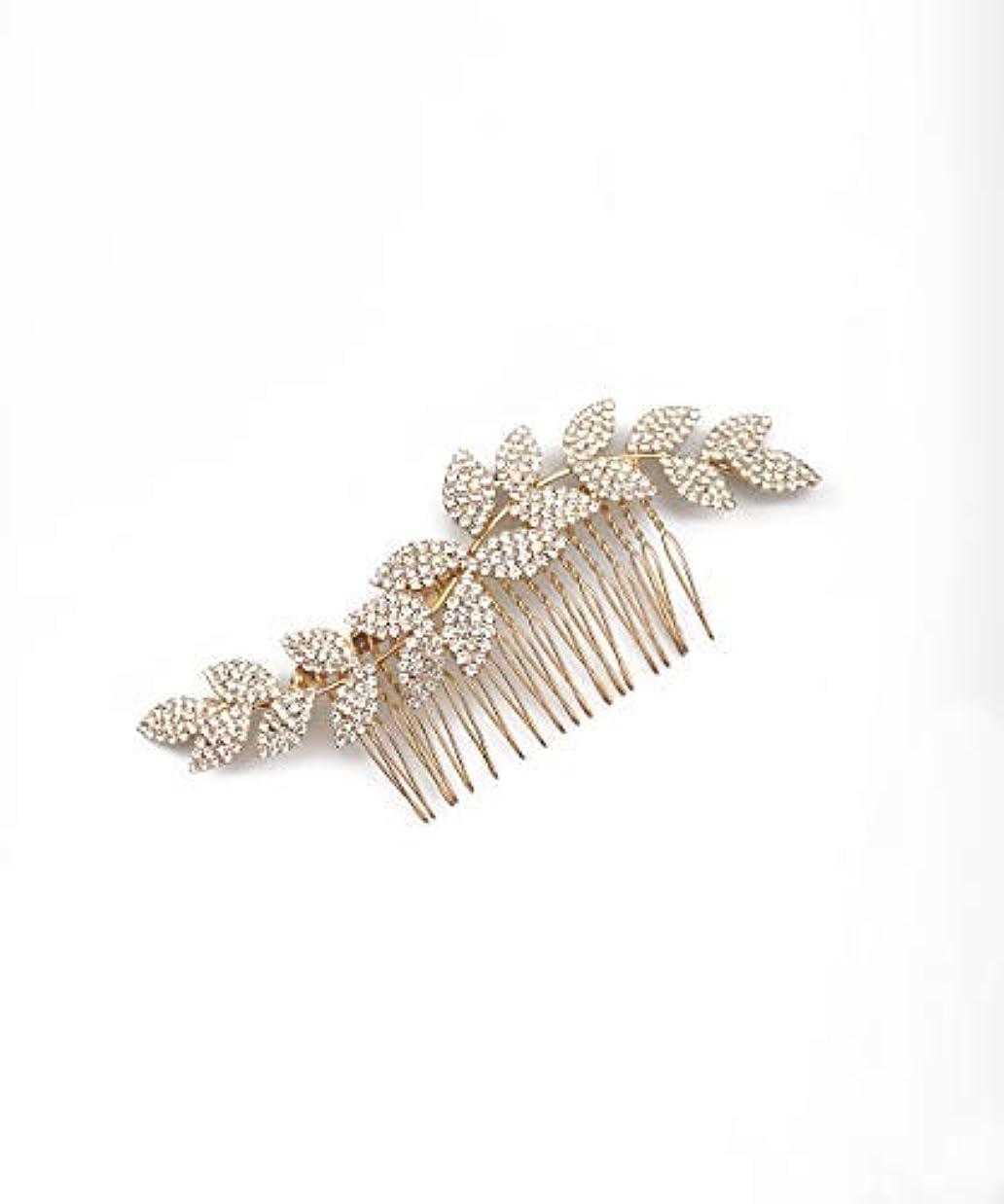 起きる上にレンズDeniferymakeup Crystal Bridal Headpiece Bridal Hair Accessories Wedding Hair Piece Wedding Headpiece Bridal Jewelry...