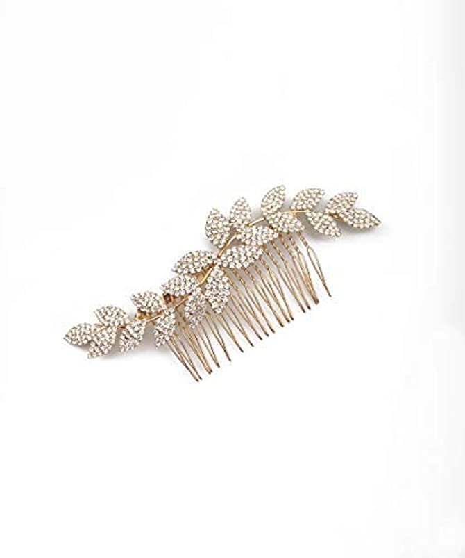パイロット克服する攻撃的Deniferymakeup Crystal Bridal Headpiece Bridal Hair Accessories Wedding Hair Piece Wedding Headpiece Bridal Jewelry...