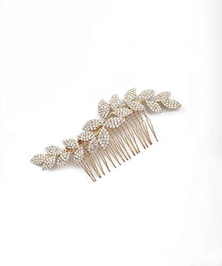反逆環境眼Deniferymakeup Crystal Bridal Headpiece Bridal Hair Accessories Wedding Hair Piece Wedding Headpiece Bridal Jewelry...