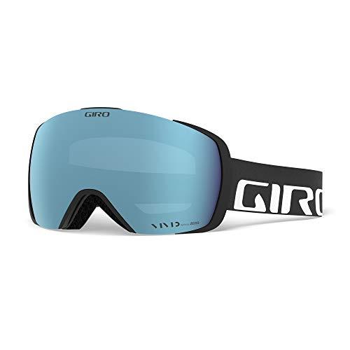 Giro 2018?Contact Ski Goggle???ブラックWordmarkフレーム ブルー