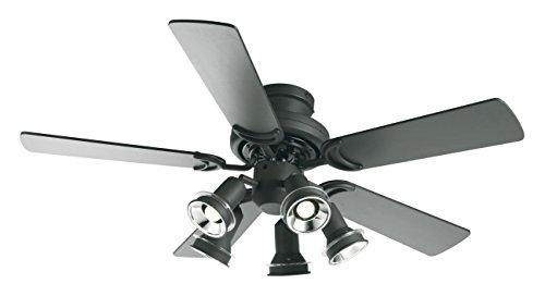 ODELIC (オーデリック)シーリングファン(LED25W・電球色) 5枚羽根 リモコン付き