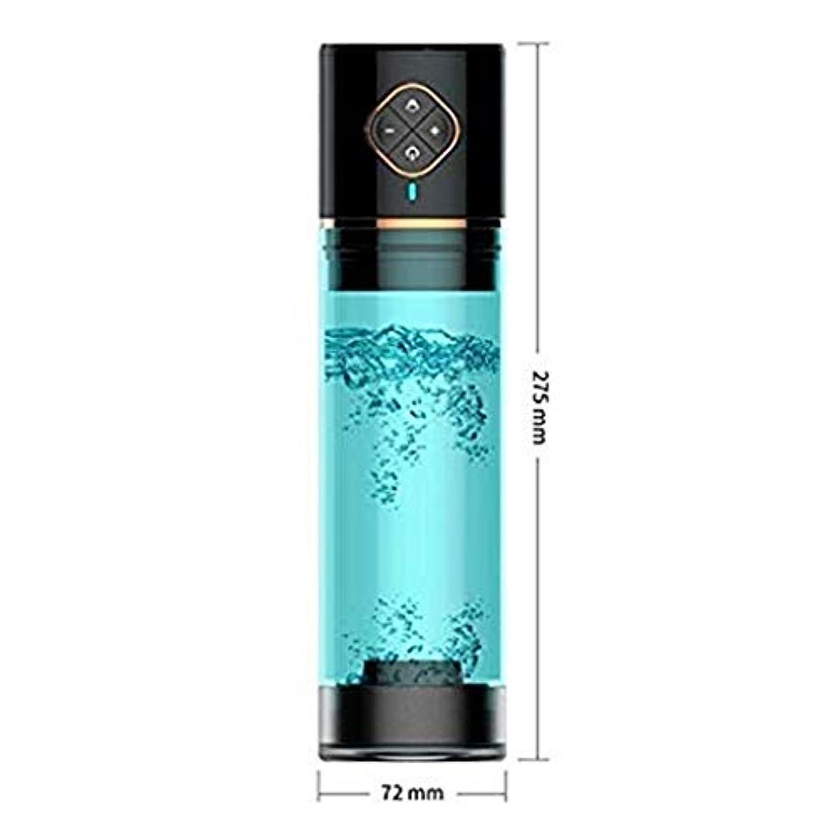 証明先生スコアRisareyi 男性の引き伸ばしポンプ自動空気圧ポンプPenǐsextenderエンハンサー-男性用リラクゼーションデバイス