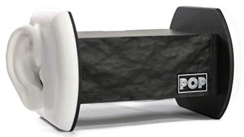 バイノーラルマイク DuoPop シリコン製の擬似耳 超低ノイズ高性能マイク