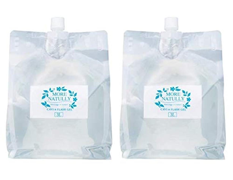 エンディングカメルートモアナチュリー キャビ&フラッシュジェル 【ソフト】3kg×2袋