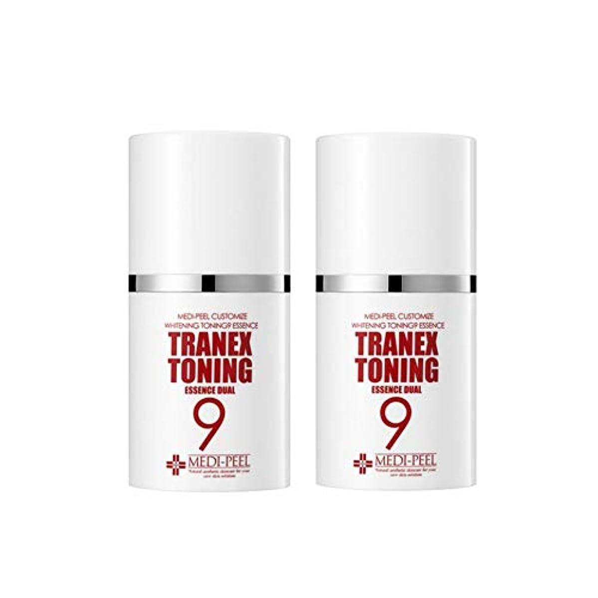 スズメバチ計器容量メディピル?トラネック調9エッセンスデュアル50mlx2本セット美白クリーム韓国コスメ、Medi-Peel Tranex Toning 9 Essence Dual 50ml x 2ea Set Whitening Cream...