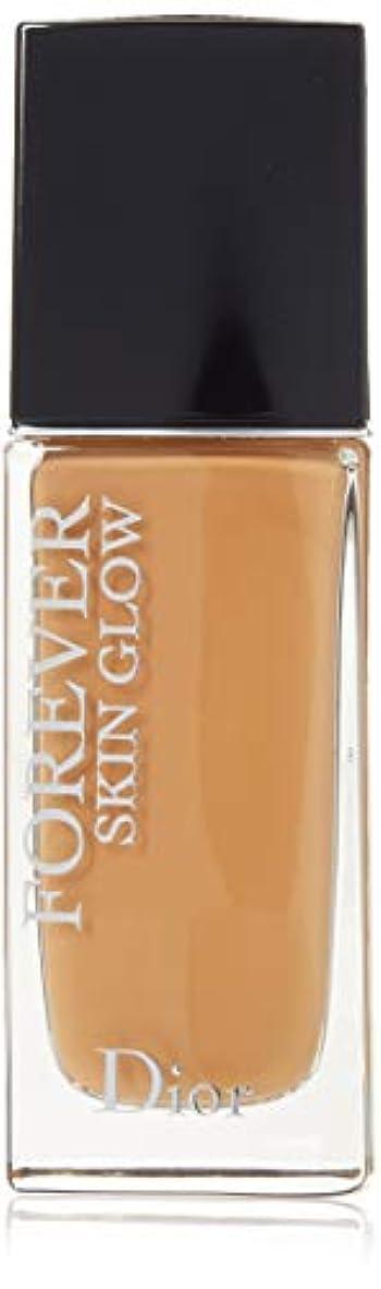 乏しい抜本的な不条理クリスチャンディオール Dior Forever Skin Glow 24H Wear High Perfection Foundation SPF 35 - # 4.5N (Neutral) 30ml/1oz並行輸入品