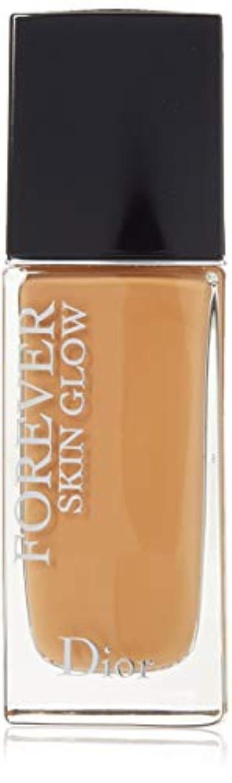 錫青写真曲クリスチャンディオール Dior Forever Skin Glow 24H Wear High Perfection Foundation SPF 35 - # 4.5N (Neutral) 30ml/1oz並行輸入品
