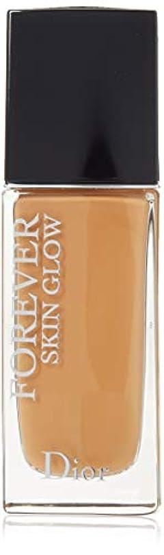 恥汚れるこっそりクリスチャンディオール Dior Forever Skin Glow 24H Wear High Perfection Foundation SPF 35 - # 4.5N (Neutral) 30ml/1oz並行輸入品