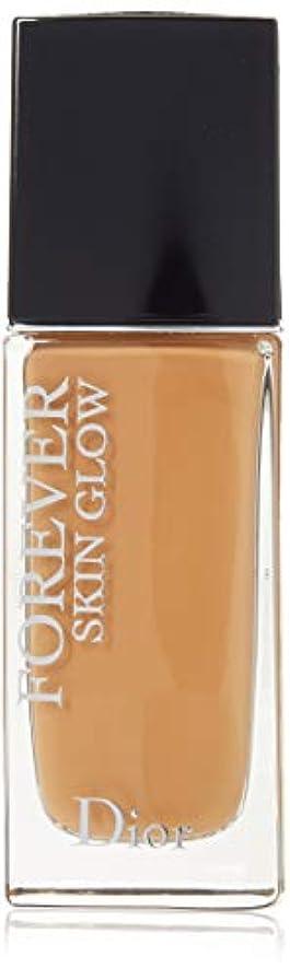 降下ずるい床を掃除するクリスチャンディオール Dior Forever Skin Glow 24H Wear High Perfection Foundation SPF 35 - # 4.5N (Neutral) 30ml/1oz並行輸入品