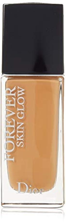 カニ入る守銭奴クリスチャンディオール Dior Forever Skin Glow 24H Wear High Perfection Foundation SPF 35 - # 4.5N (Neutral) 30ml/1oz並行輸入品
