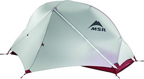 MSR Hubba NX (ハバ エヌエックス) 1人用 軽量 テント [並行輸入品]