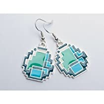 MINECRAFT - ダイヤモンドイヤリング