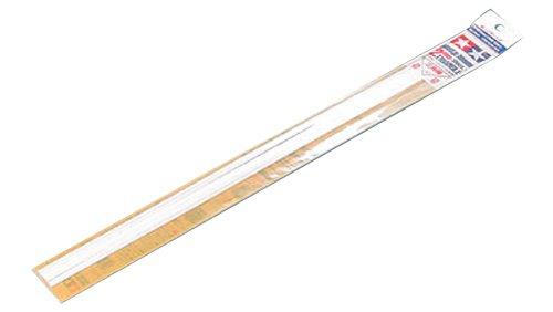 楽しい工作シリーズ No.116 プラ材2mm三角棒10本入(70116)