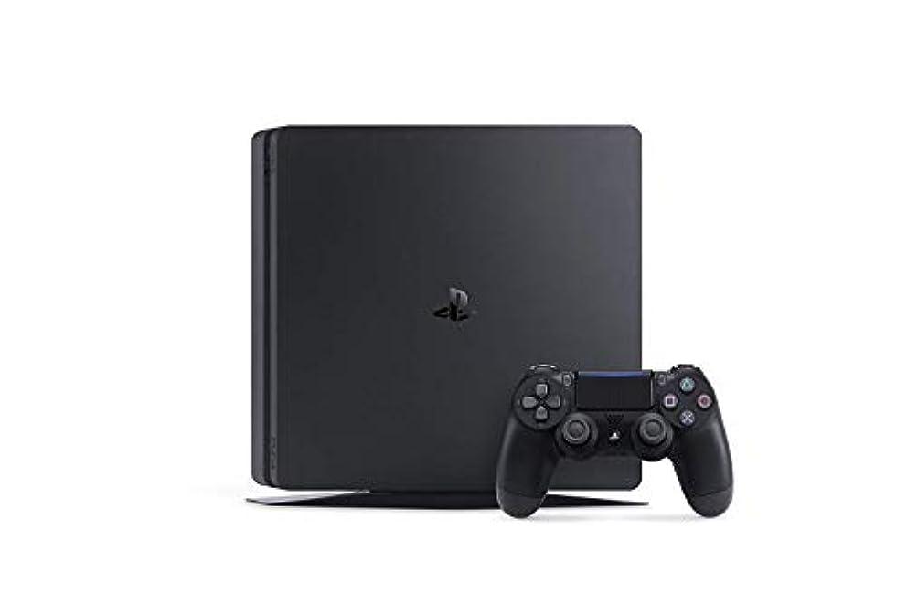 望まない狼平均PlayStation 4 ジェット?ブラック 500GB (CUH-2200AB01)