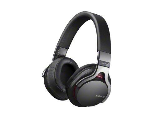 SONY 密閉型ワイヤレスヘッドホン ハイレゾ音源対応 Bluetooth対応 マイク付 MDR-1RBTMK2